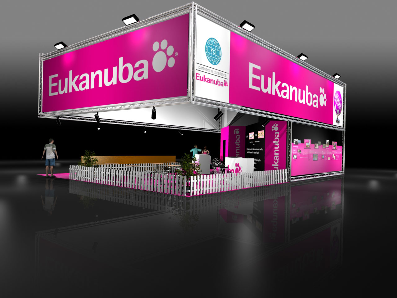 Eukanuba корм для животных